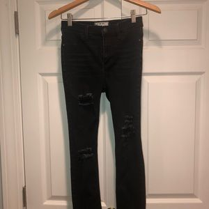 Free People Black Jeans, Worn Once